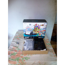 Nintendowiiu Detravado 32gb Preto+hd 500 Gb+sd 64 Gb+70jogos