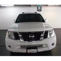 Nissan Pathfinder Premium 2011 Blanca Impecable!!