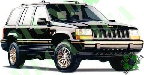 Manual Taller Grand Cherokee Jeep 1992 2000