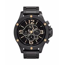 Relógio Armani Exchange Ax1513 Preto Original Promocional