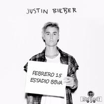 Boletos Justin Bieber Mty 15