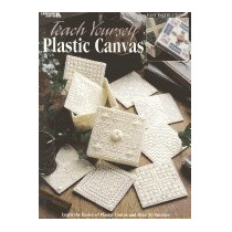 Libro Teach Yourself Plastic Canvas, Leisure Arts