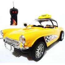 Carrinho Controle Remoto Barato Super Táxi Envio Imediato