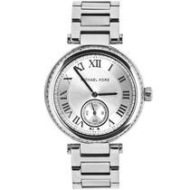 Reloj Michael Kors Mk5866 Plateado 100% Original Hermoso !!!