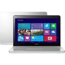 Notebook Sony Vaio Core I7-3537u 6gb Hd 750gb Touchscreen