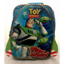 Mochila G De Costas Infantil Toy Story Buzz Foguete Original
