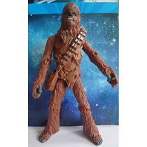Boneco Action Figures Articulado 18 Cm Star Wars Chewbacca