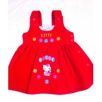Vestidos De Niña Hello Kitty 2 A 4 Meses
