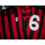 Camiseta Milan Retro Franco Baresi