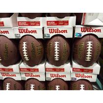 Balón De Americano Nfl Super Grip Wilson, Tamaño Oficia