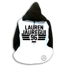 Moletom - Fifth Harmony Lauren Jauregui 5h Blusa Casaco
