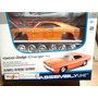 Dodge Charger R/t 1969 1:25 Maisto