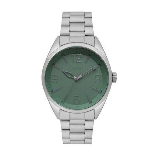 020e0dbf50c Relógio Condor Masculino Metal Prata Co2035mpm 3v Com Nf - R  219