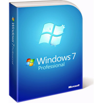 Windows7 Pro 1pc Licencia Original 32 64 Bits Perpetua