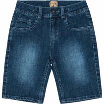 Bermuda Jeans Mineral -81001103 - Azul - 04