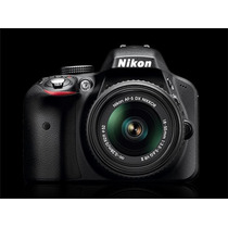 Nikon D3400 Kit 18-55 Mm Nueva En Caja La Plata !!!!!