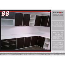 Muebles De Cocina Bajomesada Alacena Placard Carpinteria