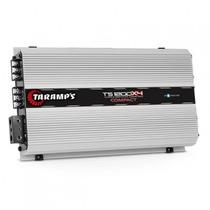 Amplificador Taramps Ts 1200x4 1200w Rms 1 / 2 Ohms Potencia