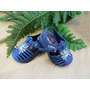 Azul Indigo-Padrao-Padrao