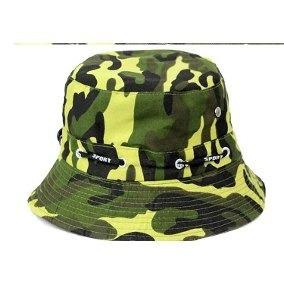d681532ec5249 Chapéu   Bucket Hat Swag Rap Skate Pesca Camp Camuflado - R  19