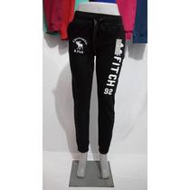 Pants De Dama Abercrombie (color Negro)