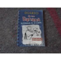Livro Diário De Um Banana - Rodrick É O Cara- Novo Lacrado