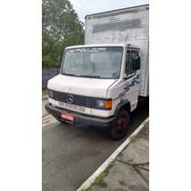 Caminhão Mercedes Bau 709 Com Açoalho Novo 45 Mil Ou Oferta