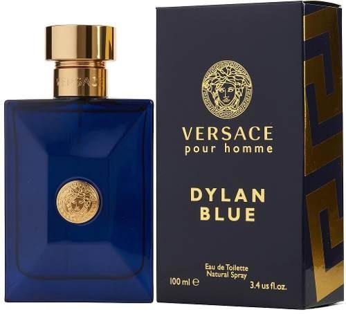 Versace Pour Homme Dylan Blue Caballero 100 Ml Edt Spray -   1,749.00 en  Mercado Libre 49189a89b94