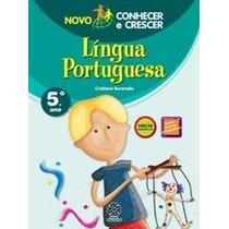 Livro Língua Portuguesa 5ºano Conhecer E Crescer