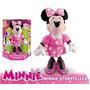 Peluche Minnie Mouse Mickey Cuenta Cuentos Original Disney