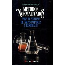 Libro: Métodos Normalizados Para El Análisis De Aguas...-pdf