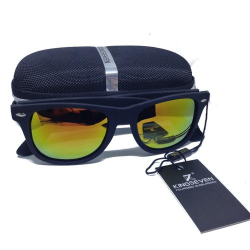 5492e57c2 Óculos De Sol Kingseven Lentes Polarizadas Promoção - R$ 120,99 em Mercado  Livre