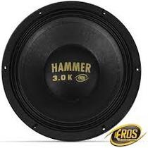 Reparo Alto Falante Eros 12 Hammer 3.0k