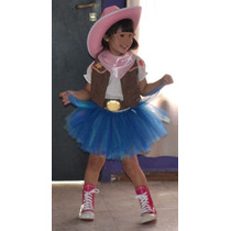 Disfraz De Sheriff Callie C/ Sombrero