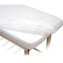 Lençol Tnt C/ Elástico P/ Macas Depilação, Massagens