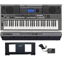Teclado Musical Profissional Yamaha Psr E443 - Midi Usb