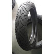 Pneu 100 80 R17 Twister Dianteira / Crypton Traseira Remold
