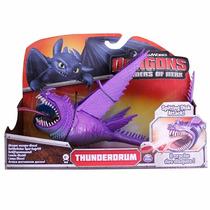 Como Treinar Seu Dragão Thunderdrum Purple Tambor Trovão
