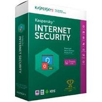 Kaspersky Internet Security 1pc 1 Ano ! 2017 !!!!