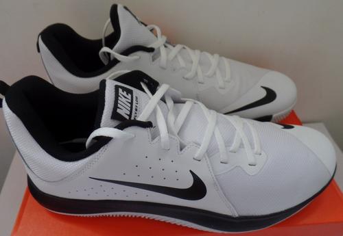 Tênis Nike Fly By Low Branco Preto Original Caixa C Etiqueta - R  299 d17079d84a39e