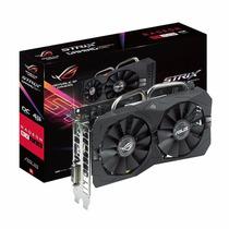 Placa Video Asus Strix Gaming Radeon Rx 460 4gb Pc Conect