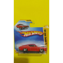 Hot Wheels Ford Torno Taladega 68. Lacrado Na Cartela. 1.64.