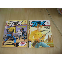 Dois Almanaques Tex Nº1 Nº7