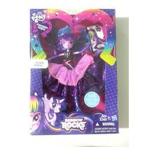 Equestria Girls Rainbow Rocks Twilight Sparkle 25 Cm