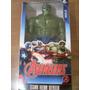 Hulk Avengers Hasbro Original 30cm Envio A Todo El Pais