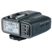 Radio Transmisor Ttl Godox X1t-c Para Canon