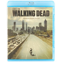 The Walking Dead Paquete Temporadas 1 2 3 4 5 Serie Blu-ray