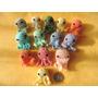 Mini Amigurumi Tejido Al Crochet Pack X 10 Prendedor Llavero