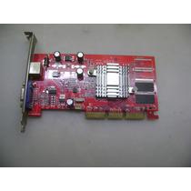 Placa De Video Nvidia Geforce Mx400-apg 8x 64mb-tv-out