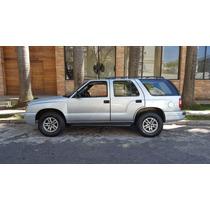 Chevrolet Blazer, Ano 2002, Motor 2.4